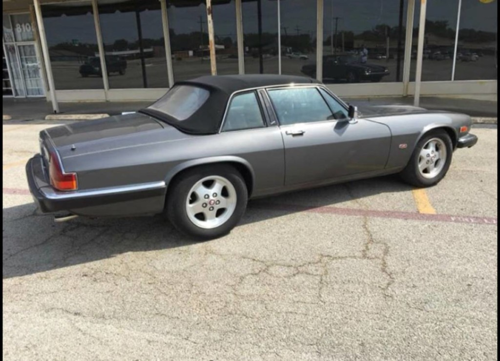 1985 Jaguar xjsc convertible for sale 5