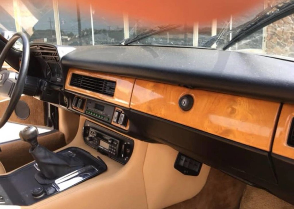 1985 Jaguar xjsc convertible for sale 8