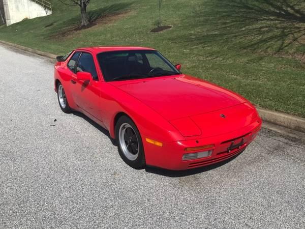 1986 Porsche 944 Turbo for sale 3