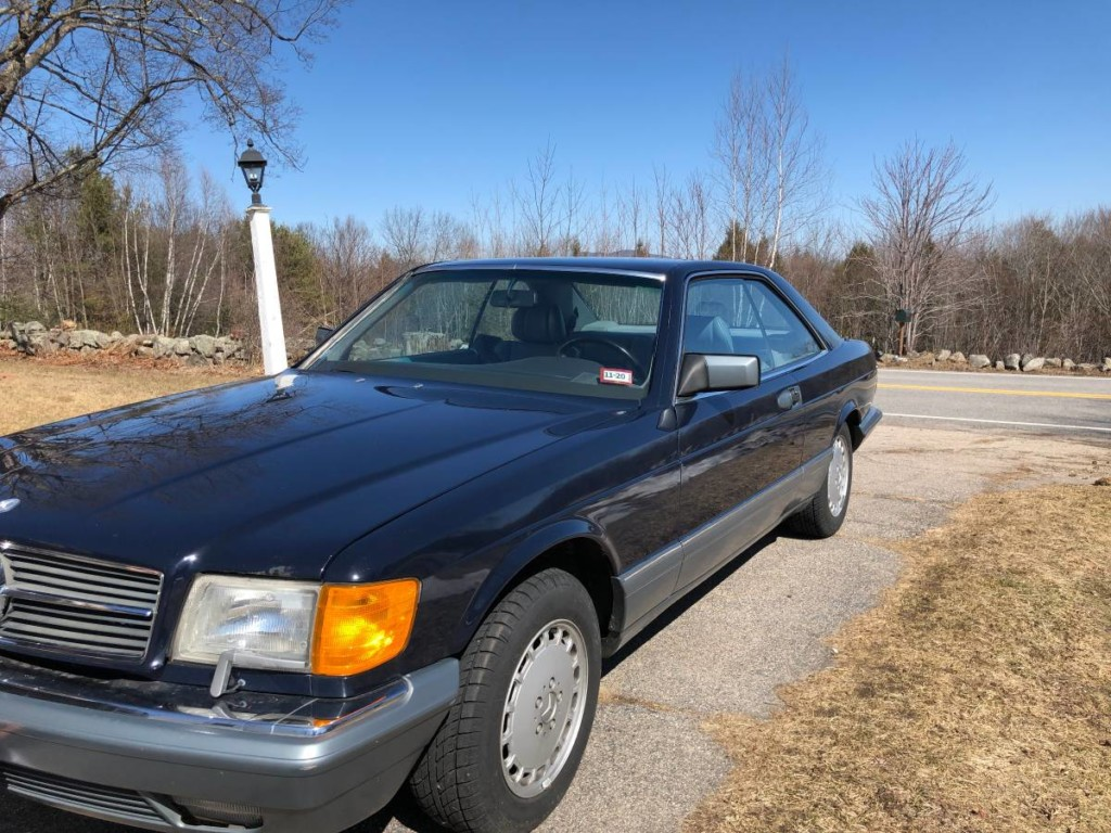 1987 mercedes benz 560sec for sale 2