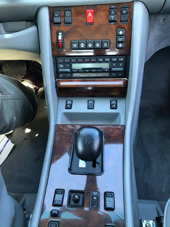 1987 mercedes benz 560sec for sale 6