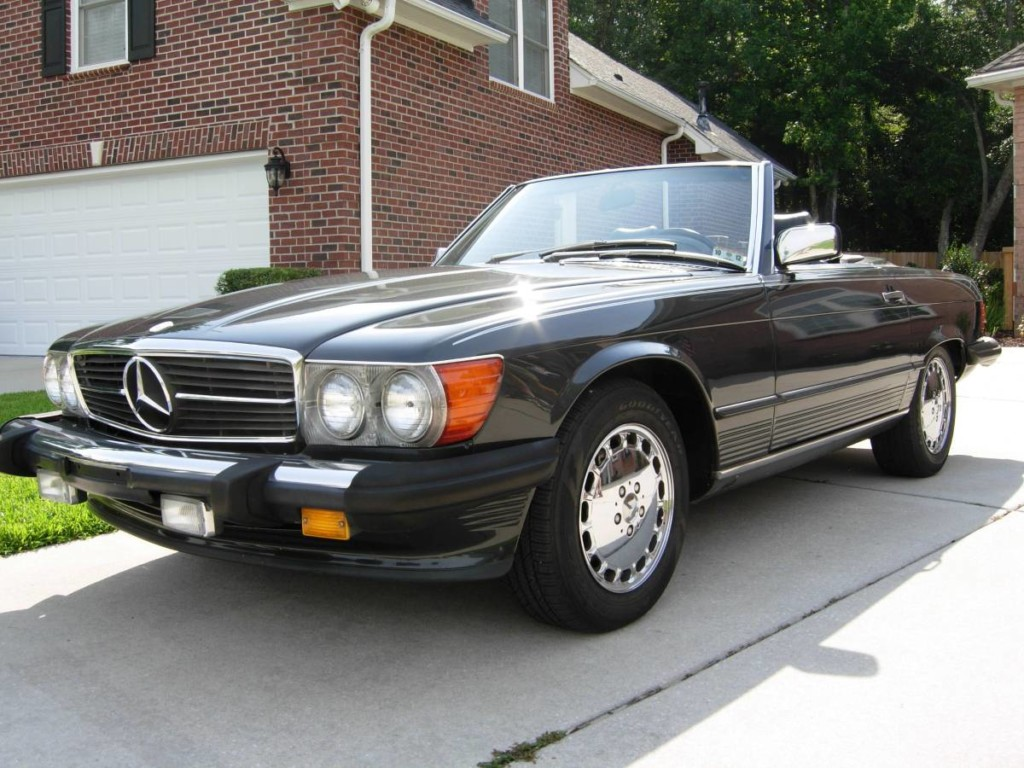 1989 Mercedes benz 560sl for sale 3