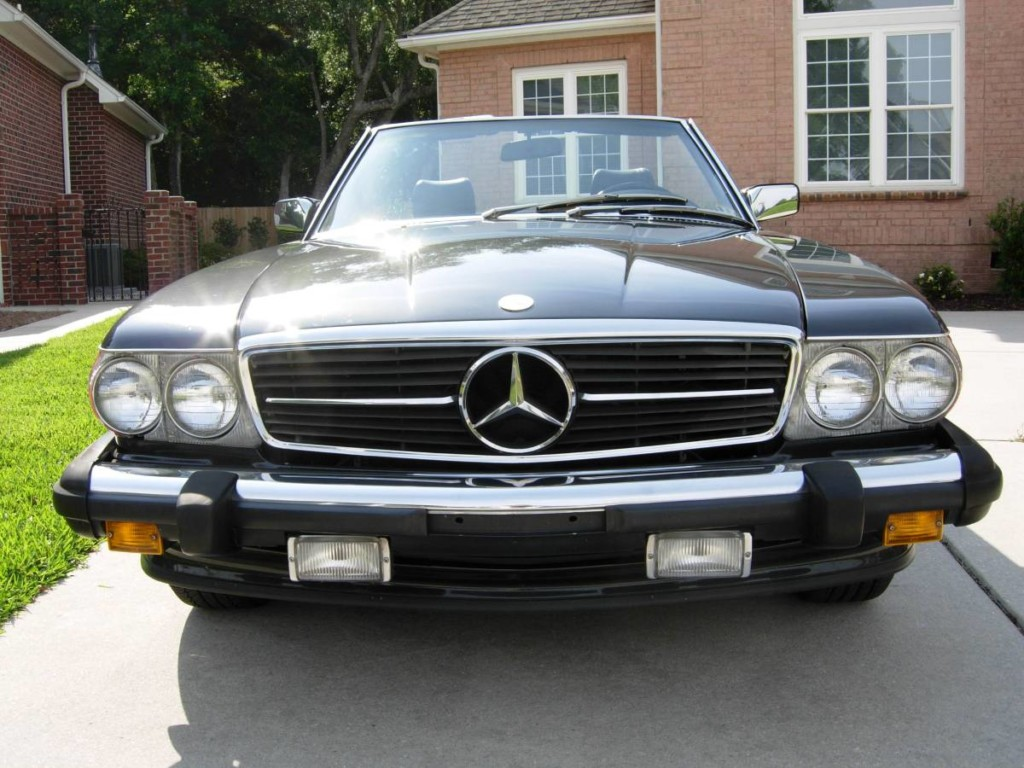 1989 Mercedes benz 560sl for sale 4