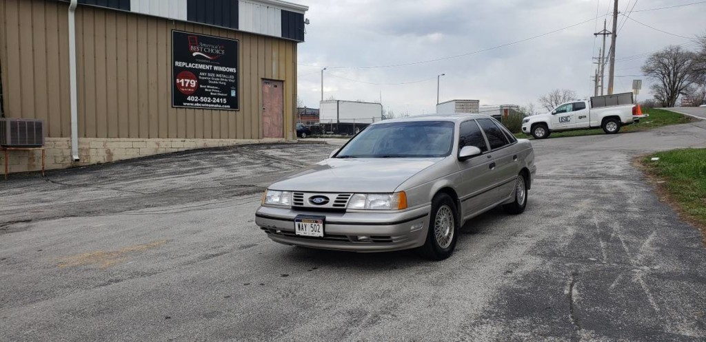 1989 ford taurus sho for sale 4