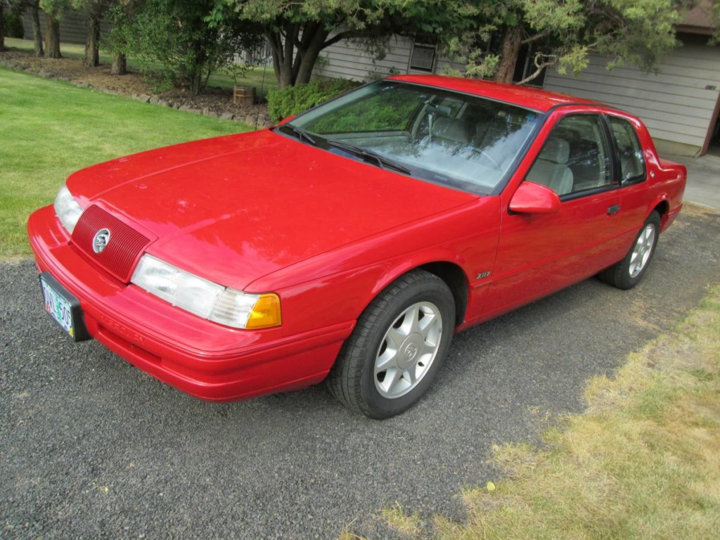 1989 mercury cougar xr7 for sale 1
