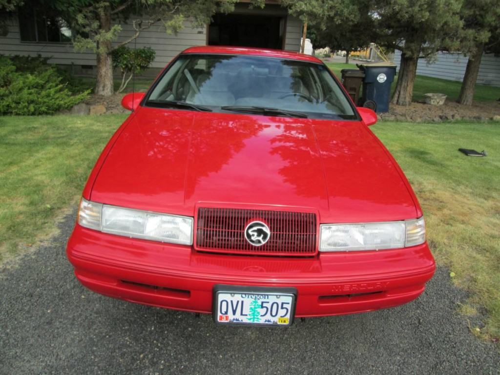 1989 mercury cougar xr7 for sale 3