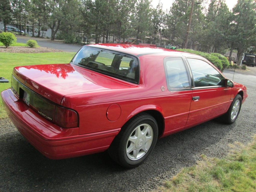 1989 mercury cougar xr7 for sale 5