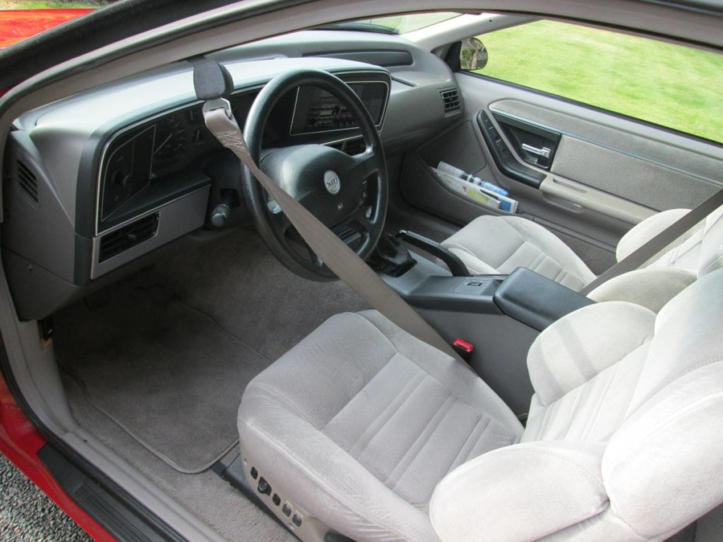 1989 mercury cougar xr7 for sale 7