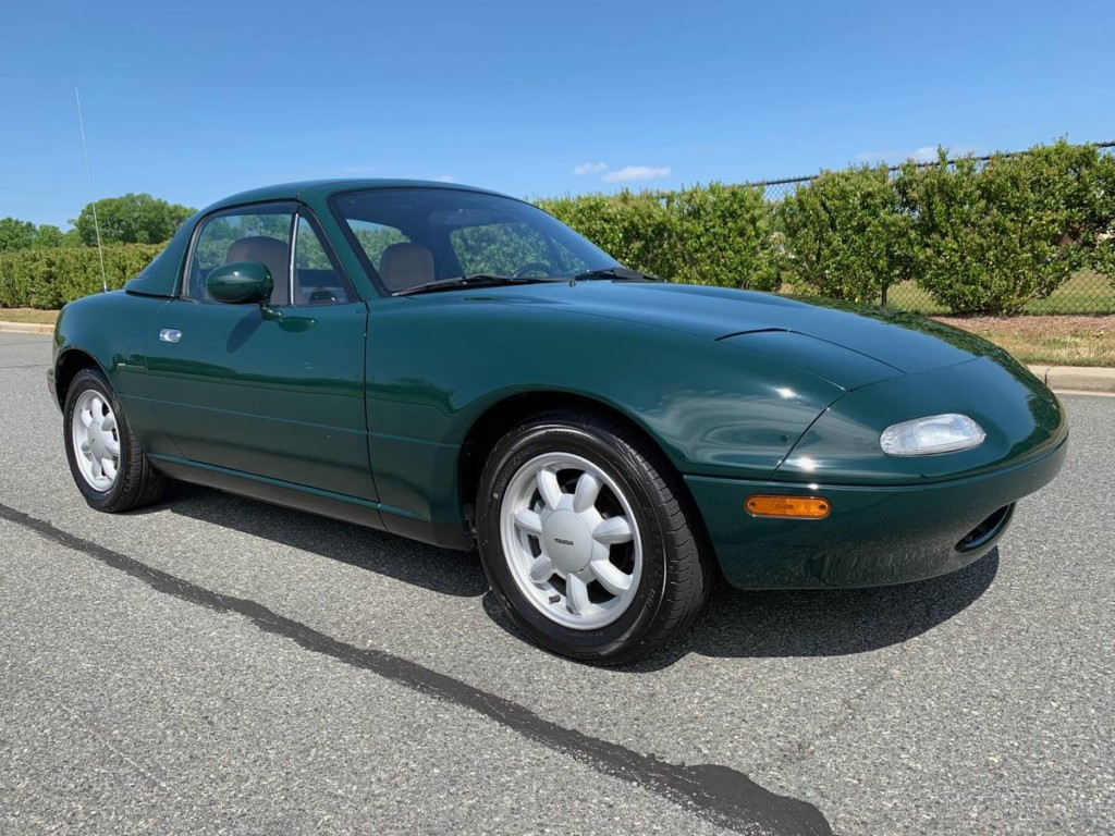 1991 mazda miata se special edition for sale 1