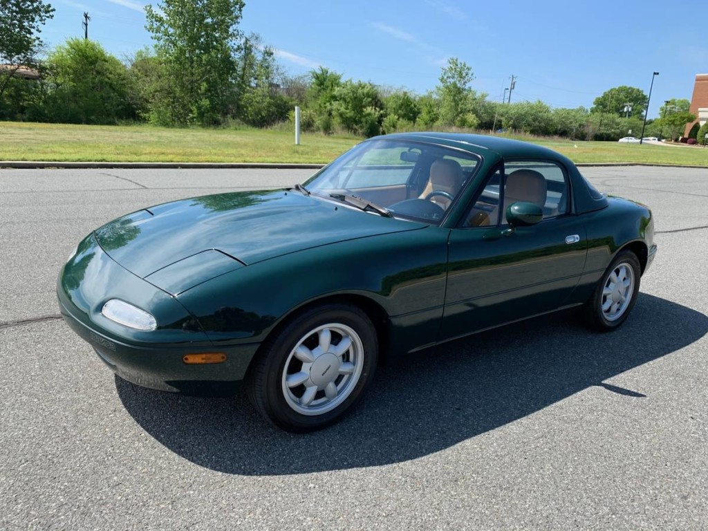 1991 mazda miata se special edition for sale 2