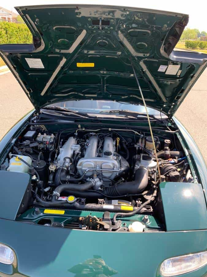 1991 mazda miata se special edition for sale 9