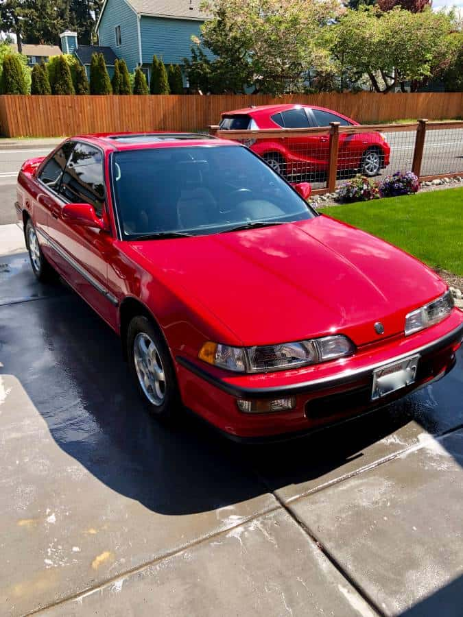 1992 Acura Integra GS for sale 1