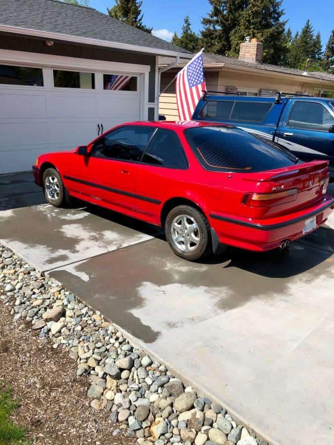 1992 Acura Integra GS for sale 3