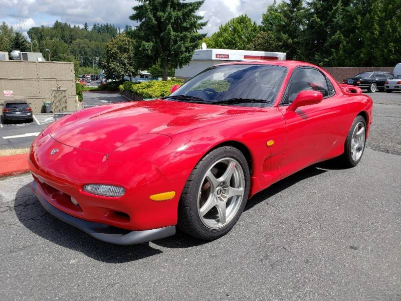 1993 Mazda RX7 for sale 2