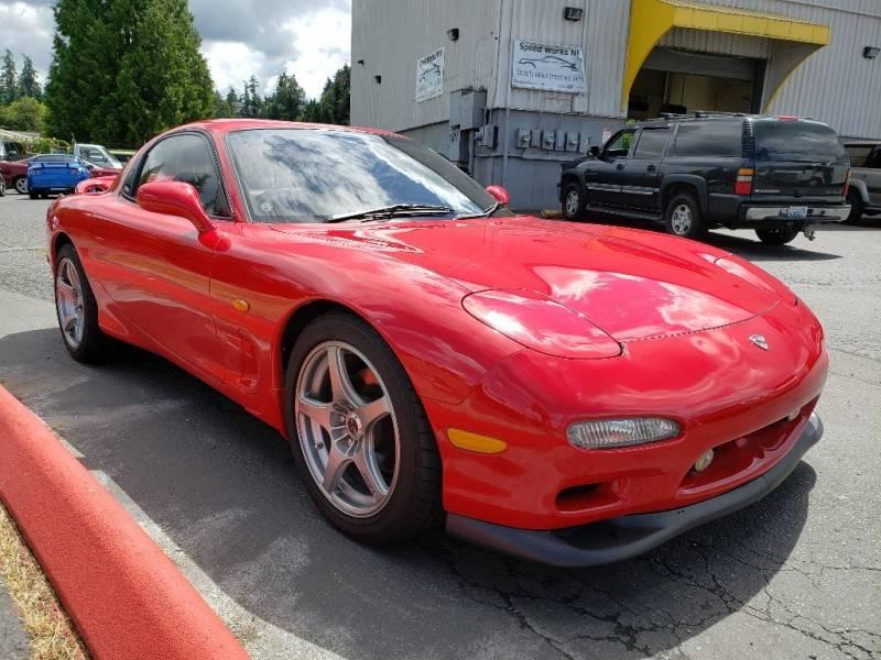1993 Mazda RX7 for sale 4