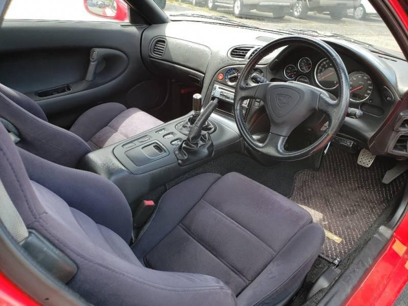 1993 Mazda RX7 for sale 7