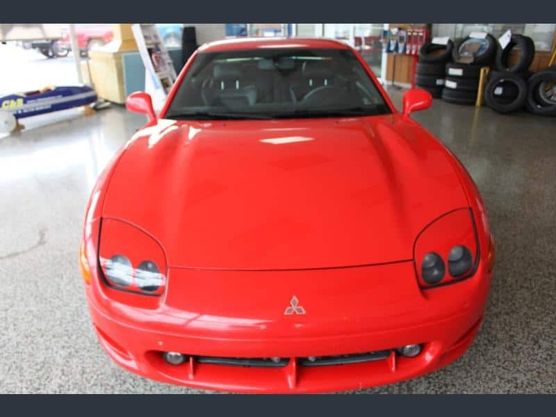 1995 Mitsubishi 3000gt vr4 spyder for sale 3