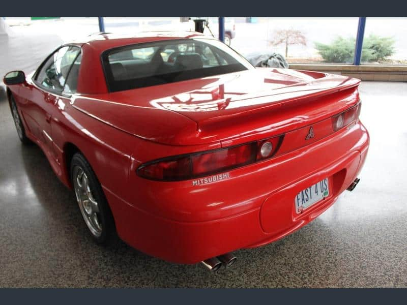 1995 Mitsubishi 3000gt vr4 spyder for sale 4