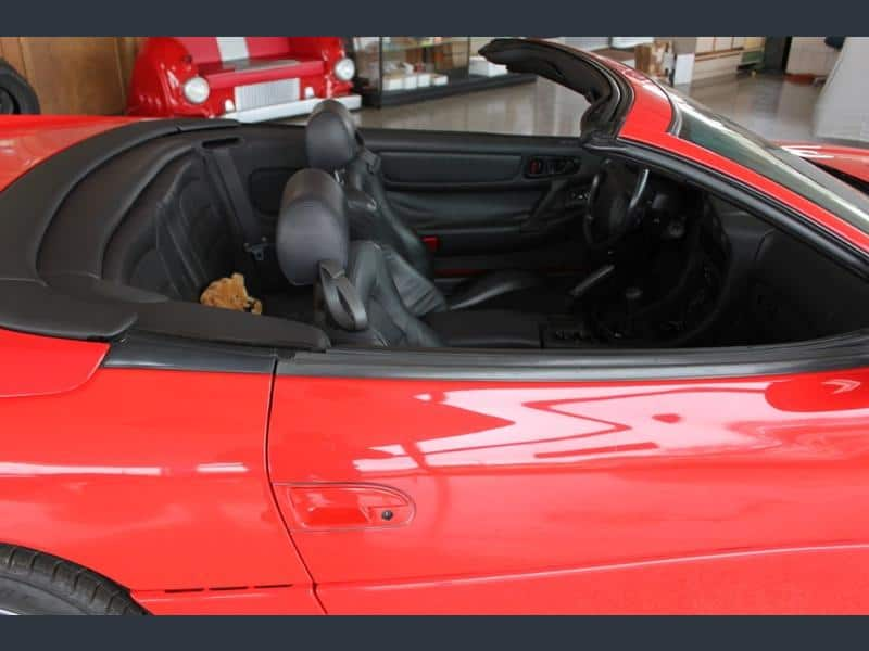 1995 Mitsubishi 3000gt vr4 spyder for sale 5