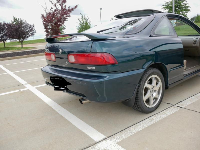 1998 Acura Integra GSR for sale 1