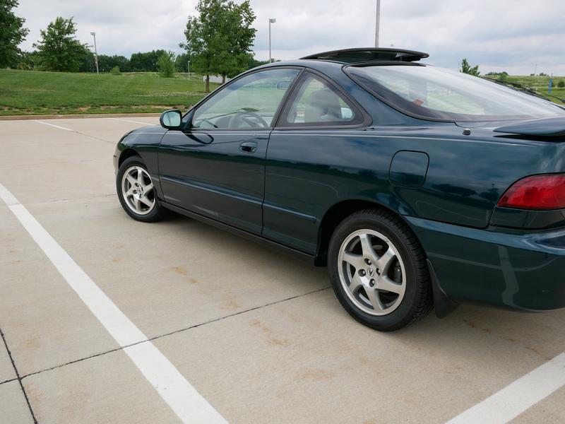 1998 Acura Integra GSR for sale 4