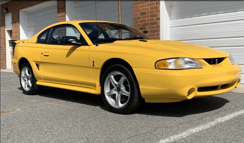 1998 Ford Mustang SVT Cobra for sale 1