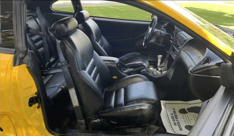 1998 Ford Mustang SVT Cobra for sale 8