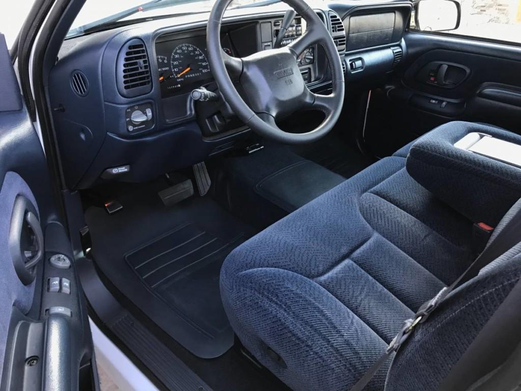 1998 GMC sierra k1500 z71 stepside for sale 5
