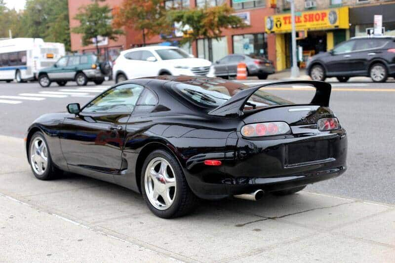 1998 Toyota Supra Turbo for sale 1