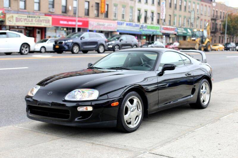 1998 Toyota Supra Turbo for sale 4