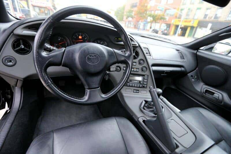1998 Toyota Supra Turbo for sale 7