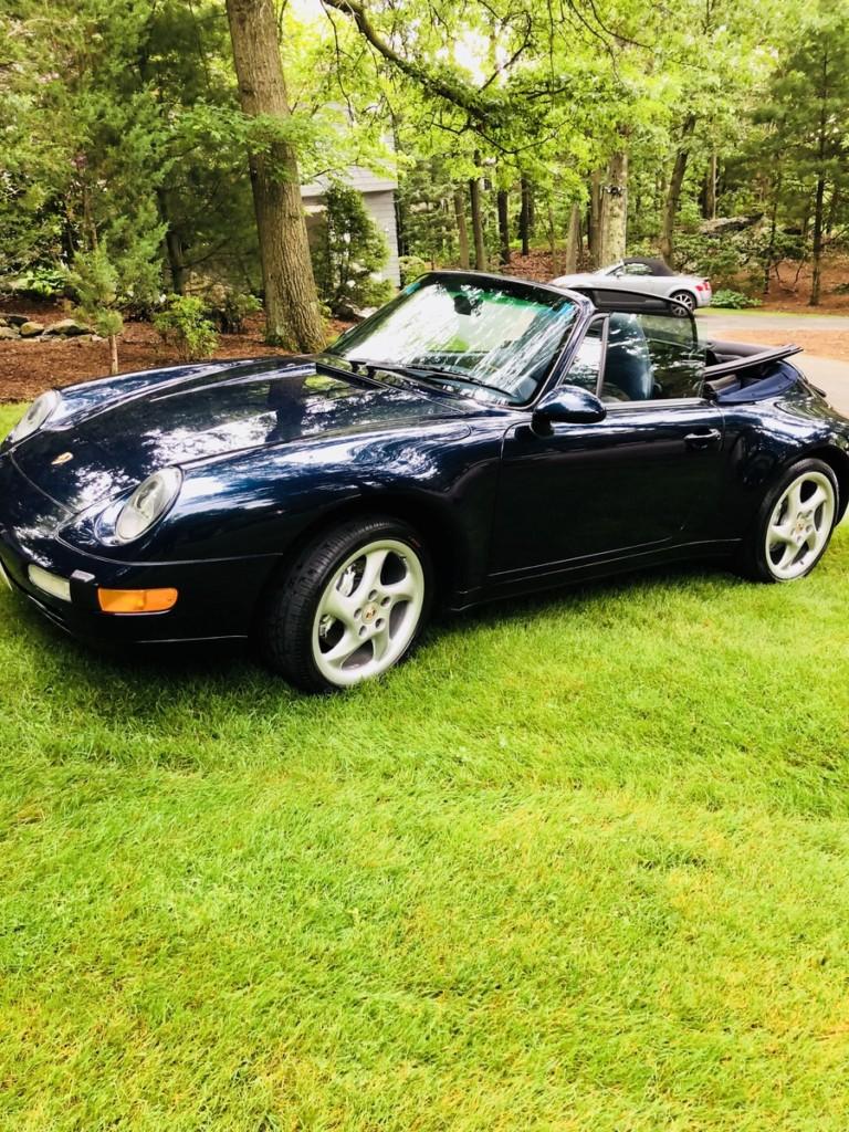 1998 porsche 911 993 cabriolet for sale 4