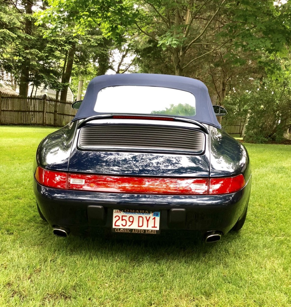 1998 porsche 911 993 cabriolet for sale 5