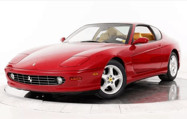 1999 Ferrari 456 M for sale 2