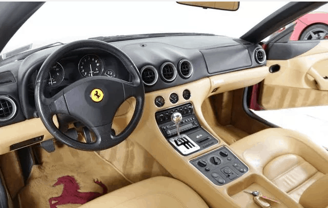 1999 Ferrari 456 M for sale 3
