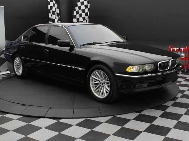 2001 BMW 740il for sale 1