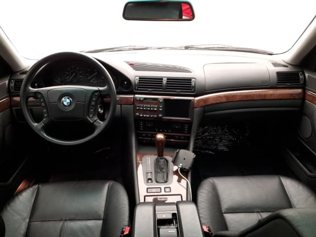 2001 BMW 740il for sale 7