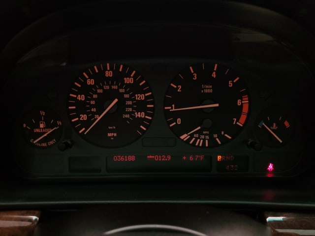 2001 BMW 740il for sale 9