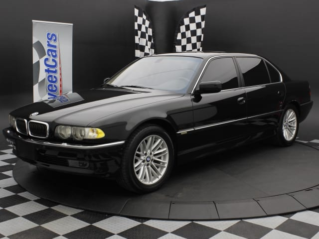 2001 BMW 740il for sale 2