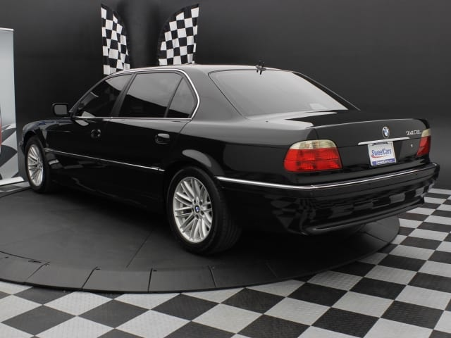 2001 BMW 740il for sale 3