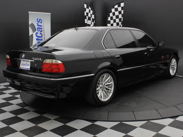 2001 BMW 740il for sale 4