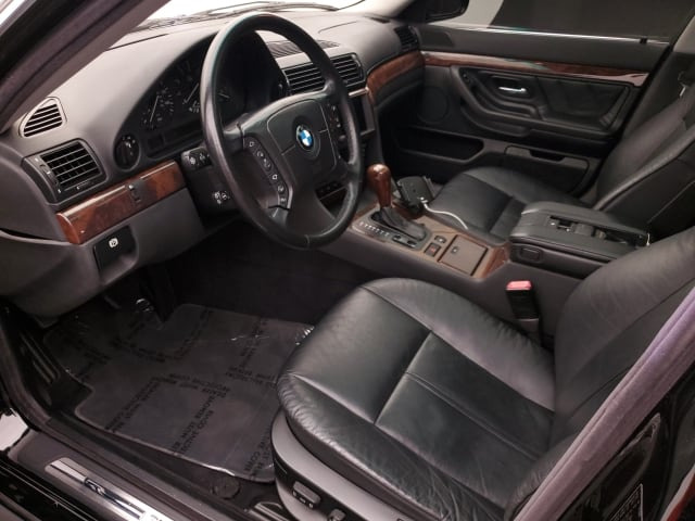 2001 BMW 740il for sale 6