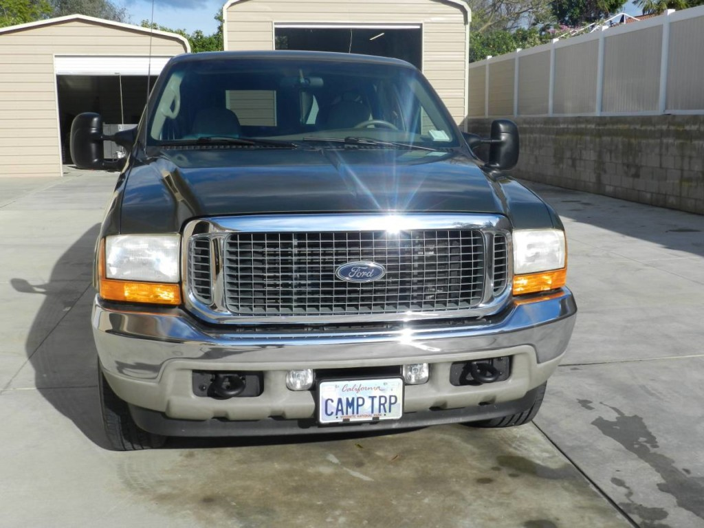 2001 Ford Excursion powerstroke diesel for sale 2