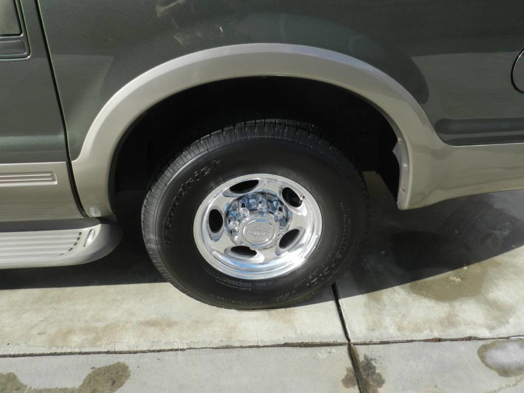 2001 Ford Excursion powerstroke diesel for sale 3