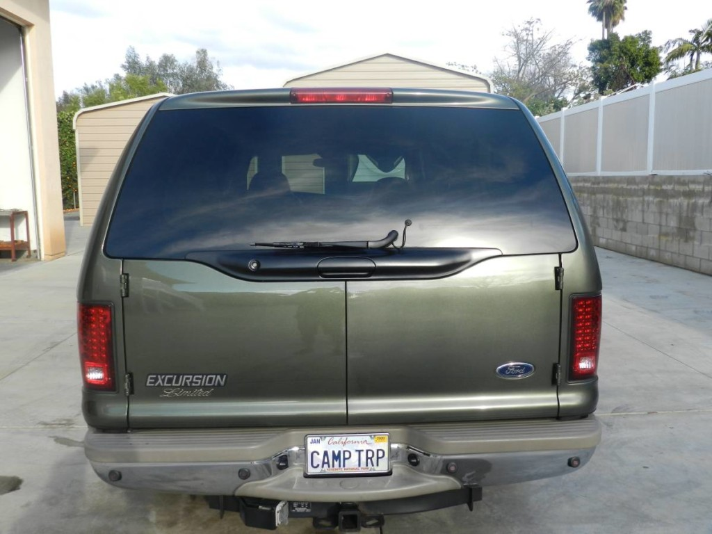 2001 Ford Excursion powerstroke diesel for sale 4