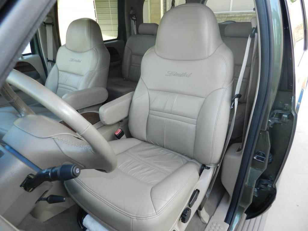 2001 Ford Excursion powerstroke diesel for sale 7