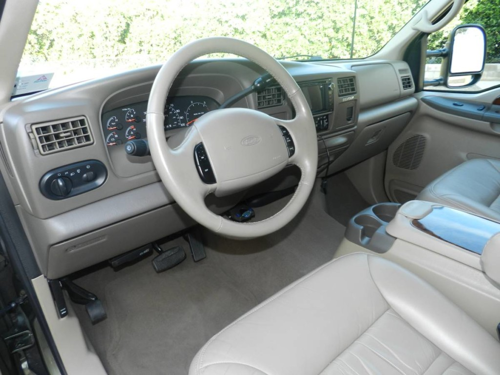 2001 Ford Excursion powerstroke diesel for sale 8