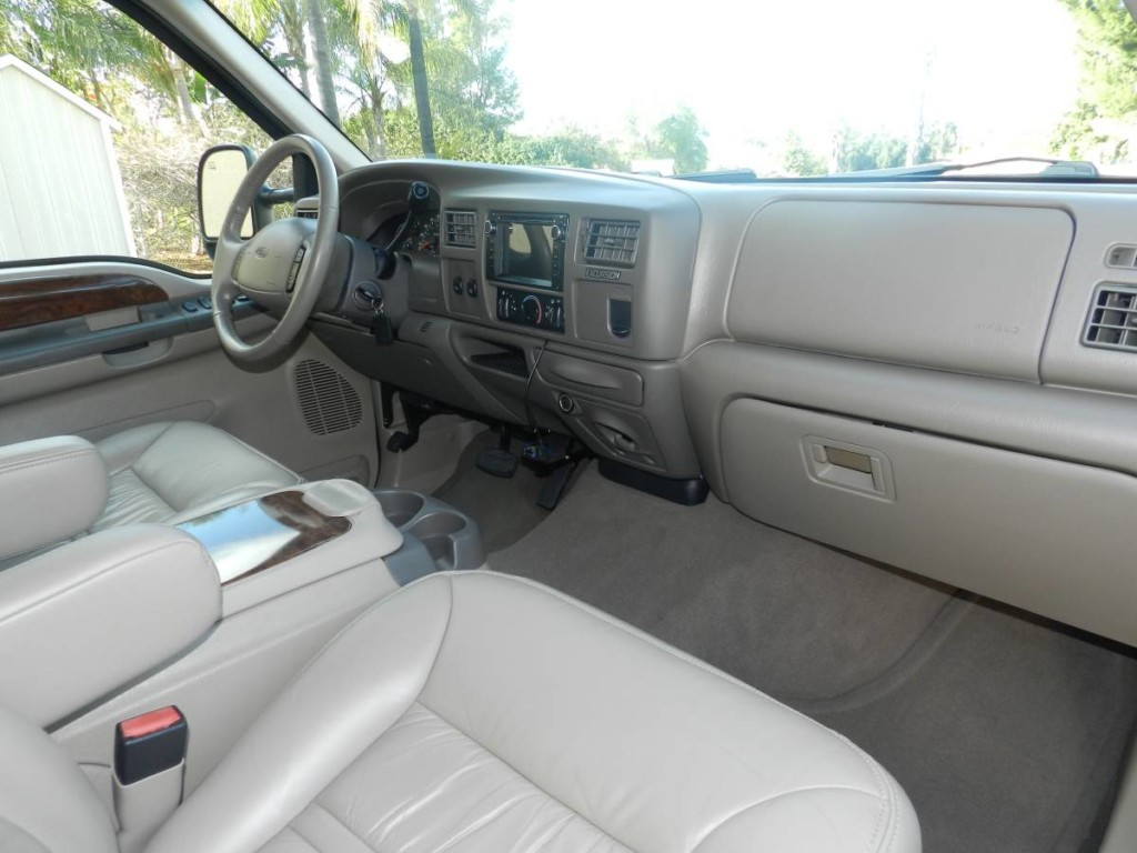 2001 Ford Excursion powerstroke diesel for sale 9