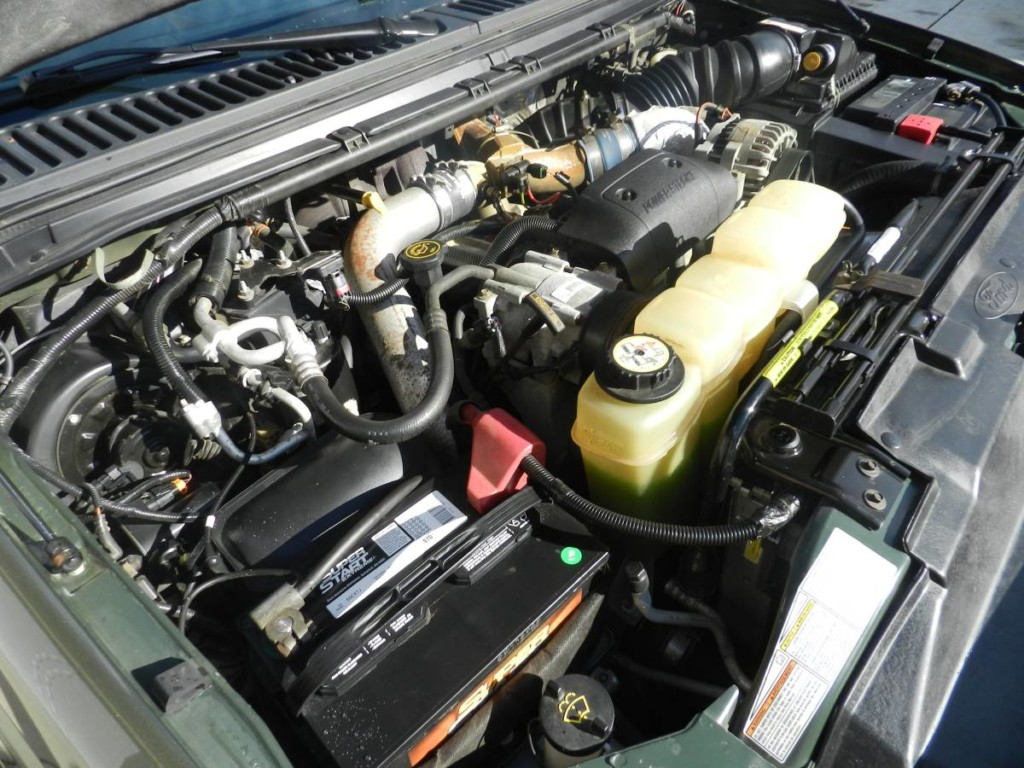2001 Ford Excursion powerstroke diesel for sale 12