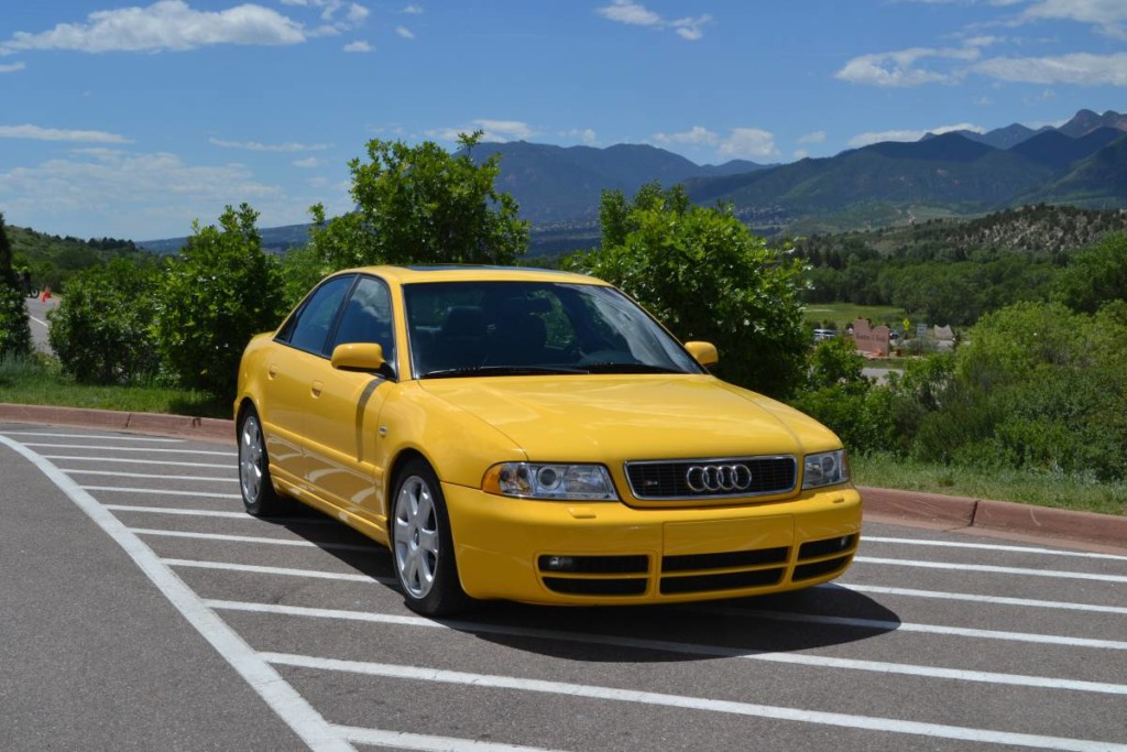 2001 audi s4 for sale 1